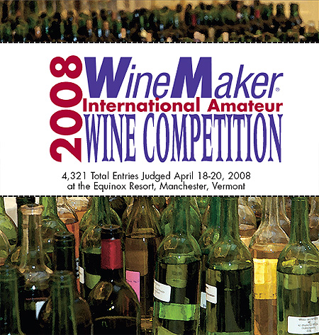 2008 Wine Awards