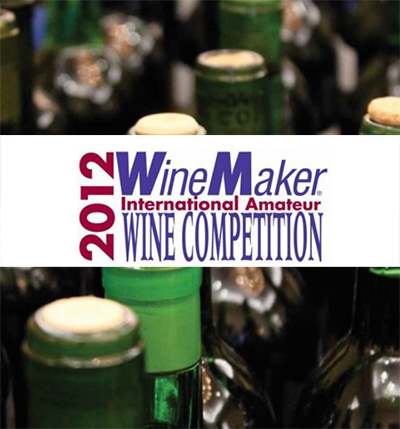 2012 Wine Awards