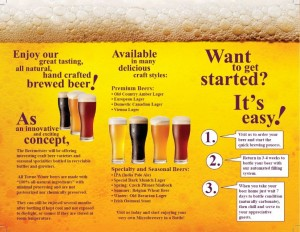 TTW BEER BROCHURE BACK