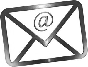 email-at-steel-envelope