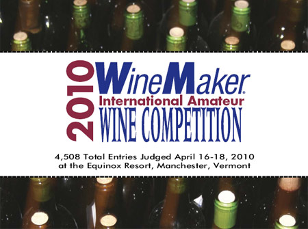 2010 Wine Maker Awards